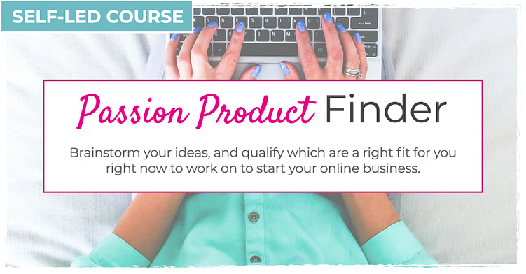 Passion Product Finder