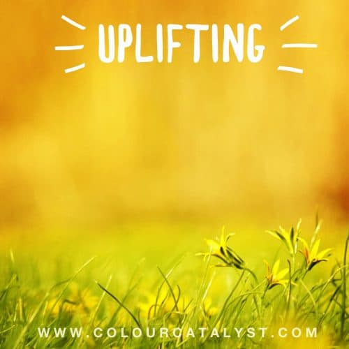 Uplifting Yellow Colour Catalyst