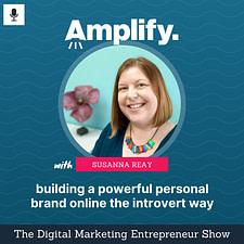 Amplify Podcast Susanna
