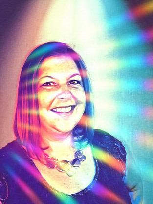 Susanna Reay shining in the spotlight