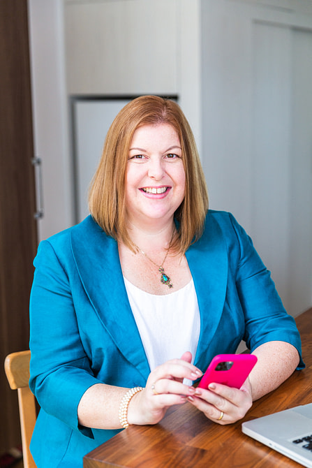 Susanna Reay, Online Business Coach for Digital Course Creators