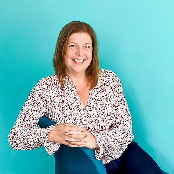 Susanna Way, The Introverts's Online Business Coach