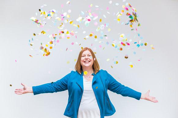 Susanna_Reay_celebrates